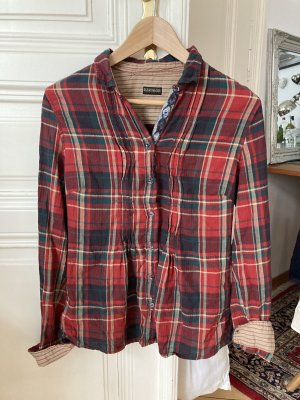 Napapirji Bluse - Damen Hemd, Casual