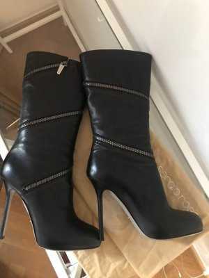 Nappa leather Sergio Rossi boots