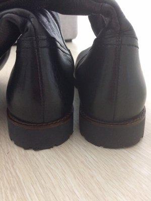 Nappa Leder Stiefel von Caprice