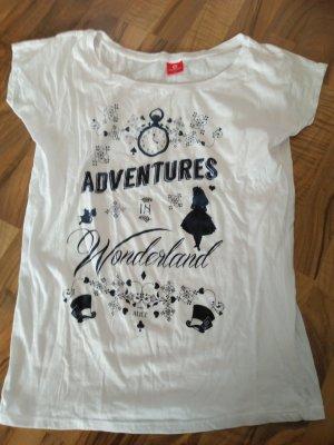 Nastorvjee Potsdam Alice im Wunderland Shirt wie Neu 36 S Adventures in Wonderland Disney