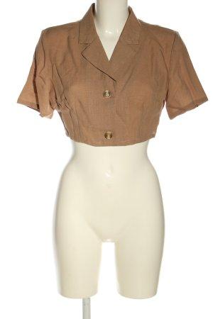 Nasty Gal Giacca a blusa bronzo stile casual