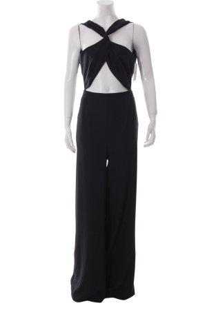 Nasty Gal Jumpsuit schwarz extravaganter Stil