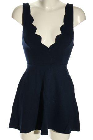 Nasty Gal Minikleid blau Casual-Look
