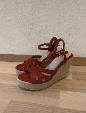 Natura Wedge Sandals multicolored