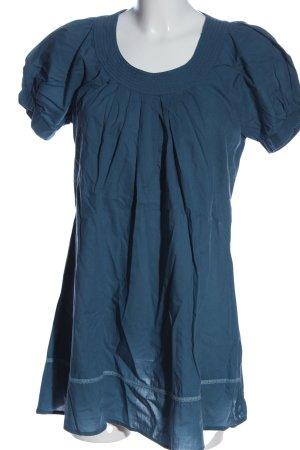 Natura Camicetta da notte blu stile casual