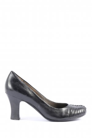 Naturalizer High-Front Pumps black business style