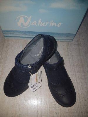 Naturino Mary Janes dark blue