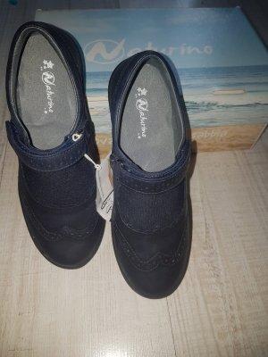 Naturino Chaussures Mary Jane bleu foncé