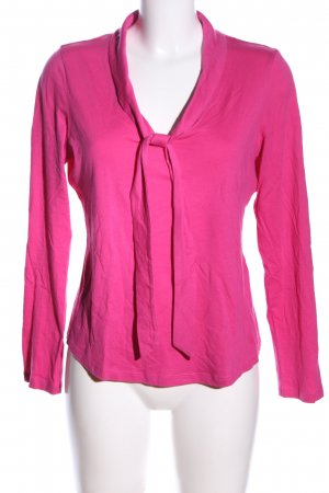 Nautica Schluppen-Bluse pink Casual-Look