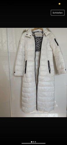 Nautica Quilted Coat white