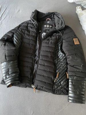 Navahoo Pikowana kurtka czarny