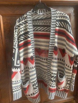 Urban Outfitters Cardigan in maglia multicolore