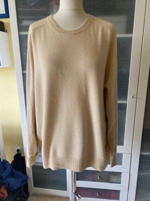 Cashmere Jumper cream cashmere
