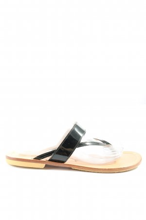 Navyboot Dianette Sandals black casual look