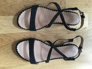 Navyboot sequin Sandals