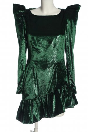 NBD Evening Dress green elegant