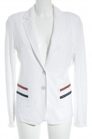 NC nice connections Jerseyblazer weiß Business-Look