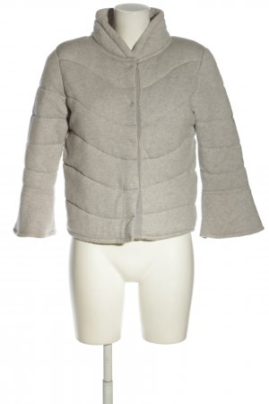NC nice connections Short Jacket light grey flecked casual look