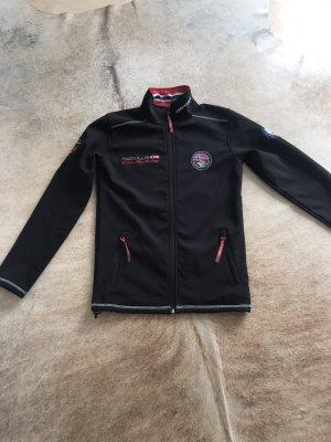 nebulus Softshell Jacket black