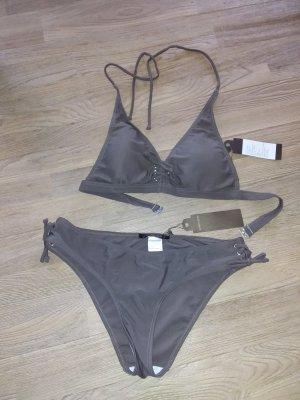 Pieces Bikini veelkleurig