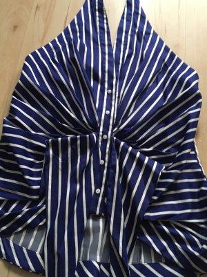 Neckholder Bluse Gr L Zara Neu