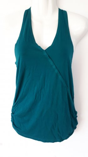 Chillytime Halter Top forest green