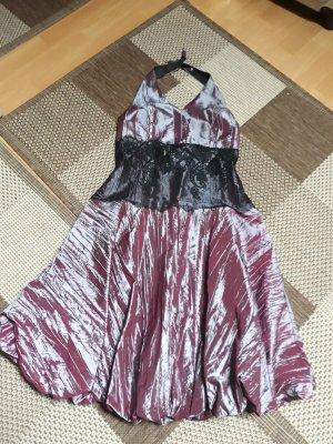 Halter Dress bordeaux