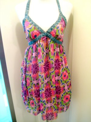 Only Halter Dress multicolored