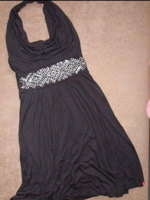 Neckholder-Kleid Esprit
