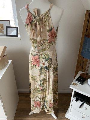 Neckholder-Kleid Mango