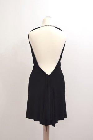 Neckholder-Kleid mit sexy Rücken-Dekolleté