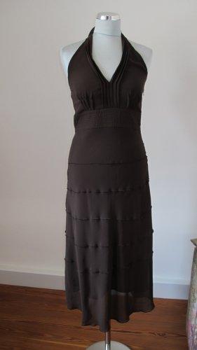 Neckholder Kleid mittellang