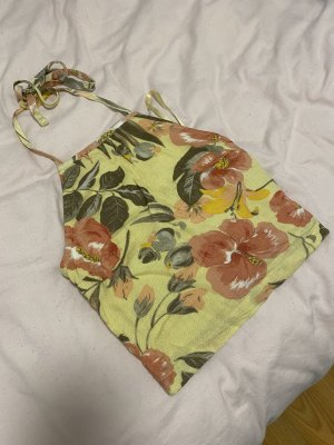 Hollister Backless Top multicolored