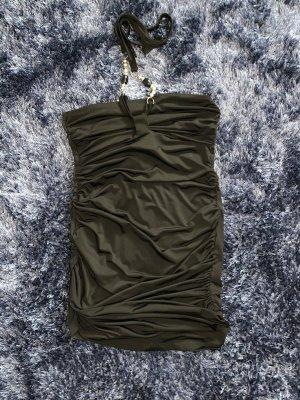 victoria moda Top senza maniche nero Poliammide