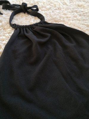 Zara Halter Dress black