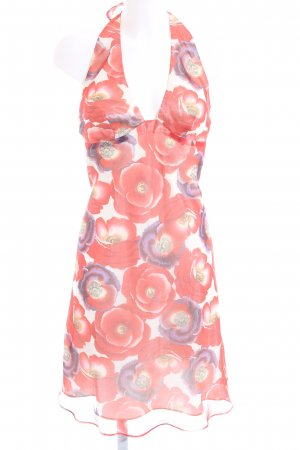 Halter Dress flower pattern elegant