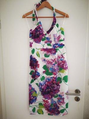Boden Halter Dress multicolored