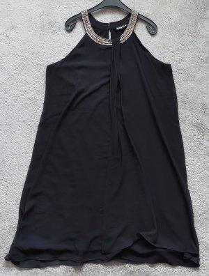 Miss Via Halter Dress black