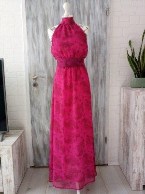 Neckholderkleid, pink, Gr. 36