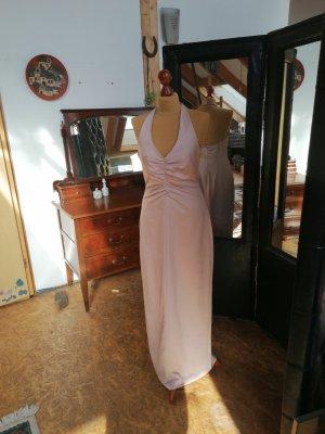 Charles Vögele Halter Dress dusky pink polyester
