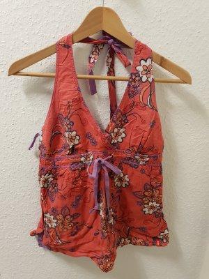 edc by Esprit Hauts épaule nues rouge-violet