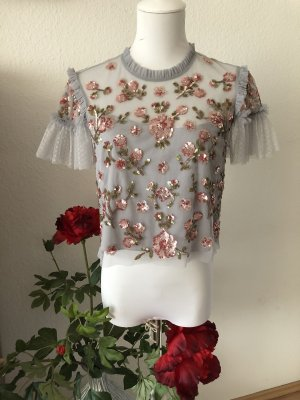 Needle & Thread bluse mit Stickereien neu ❤️