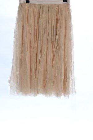needle & thread Faltenrock braun Elegant