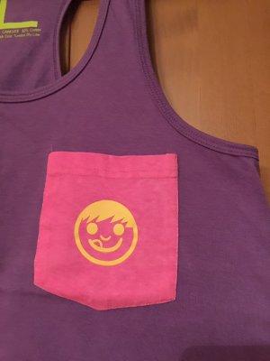 Quicksilver Spaghetti Strap Top lilac-pink