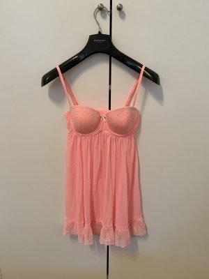 H&M Peniuar różowy