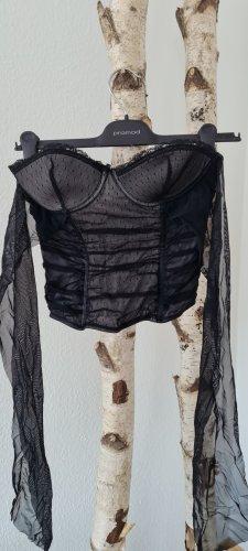 Ann Summers Negligé zwart
