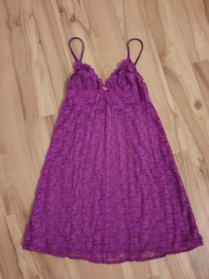 Lace Top magenta-lilac
