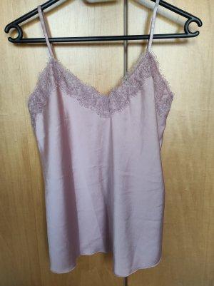 Camisole rosé-rose clair