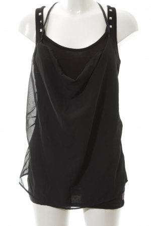 Neighborhood Tanktop schwarz Casual-Look