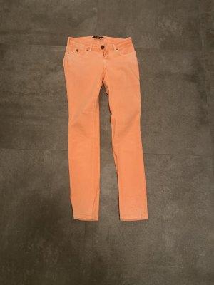 Nein orangene Jeans Gr 26